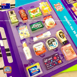 Coles Little Shop 2 Complete Set with case all NEW