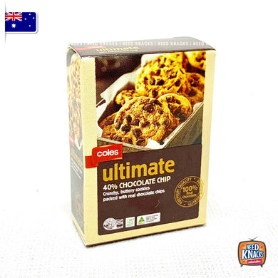 Coles Little Shop 2 - Coles Ultimate 40% Choc Chips mini New