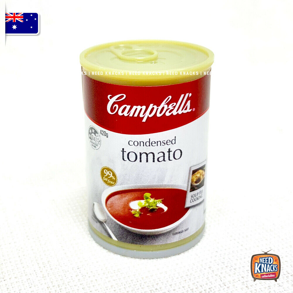 Coles Little Shop 2 - Campbell's Condensed Tomato Soup mini New