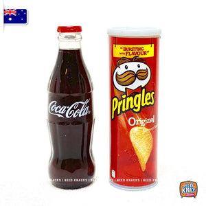 Mini Pringles & Coke set!