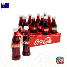 Load image into Gallery viewer, Mini Coca-Cola Coke Crate set NEW&IMPROVED!