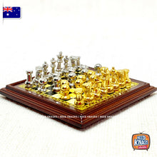 Load image into Gallery viewer, Mini Chess Set - 1:12 Miniature