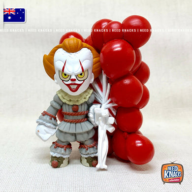 Funko Mystery Mini Pop Horror IT Chapter Two Pennywise with Balloons