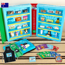 Load image into Gallery viewer, M&S Marks and Spencer Little Shop UK Complete Set with Case & Apron