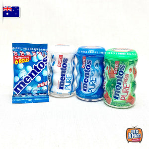 Zuru Mini Brands USA - Mini MENTOS SET of 4 NEW