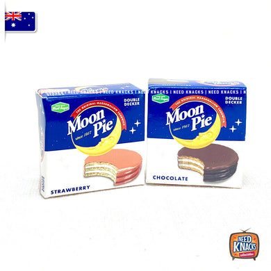 Zuru Mini Brands USA - Mini MOON PIE SET of 2