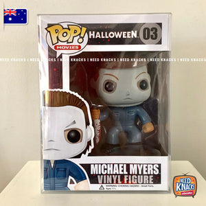 Funko Pop Movie Halloween #03 Michael Myers New + Protector