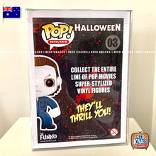 Load image into Gallery viewer, Funko Pop Movie Halloween #03 Michael Myers New + Protector