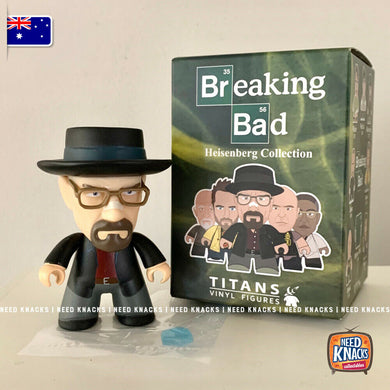Breaking Bad Titans Collection Mini-Figure - Heisenberg *New*
