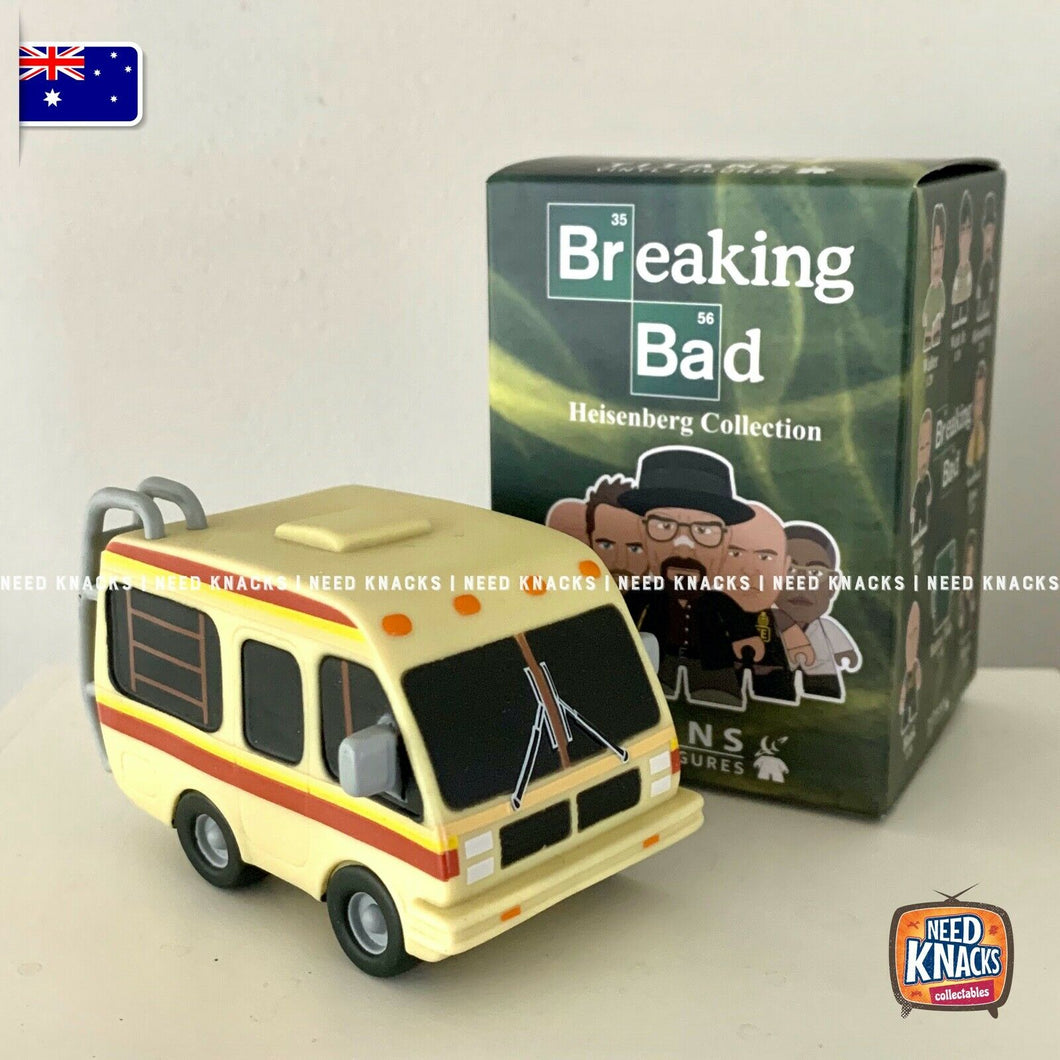 Breaking Bad Titans Collection Mini-Figure - The RV *New*