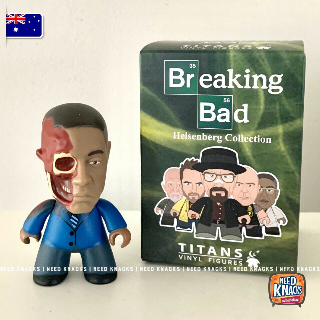 Breaking Bad Titans Collection Mini-Figure - Gus ( Face Off) *New*