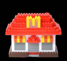 Load image into Gallery viewer, McDonald's x nanoblock Food Icons | Happy Meal Toys Sealed New