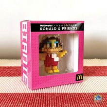 Load image into Gallery viewer, McDonald's x nanoblock Ronald & Friends Collection | Happy Meal Toys | Seal New