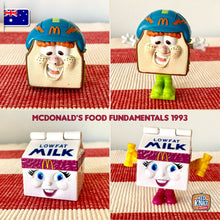 Load image into Gallery viewer, McDonald's Food FUNdamentals | Changeables | Happy Meal Toy Collectables