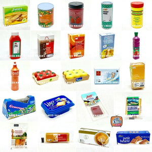 Little Shop Switzerland Lot of 23 *Rare*