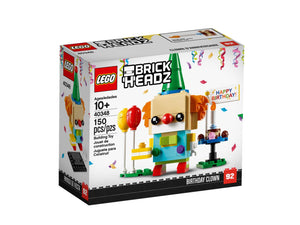 LEGO Brickheadz 40348 Birthday Clown BNIB AU | Birthday Gift Idea!