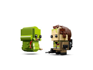 LEGO BrickHeadz 41622 Peter Venkman™ & Slimer™ Ghostbusters BNIB | Retired Set