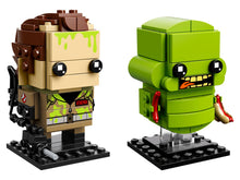 Load image into Gallery viewer, LEGO BrickHeadz 41622 Peter Venkman™ & Slimer™ Ghostbusters BNIB | Retired Set