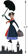 Load image into Gallery viewer, Hallmark Keepsake 2019 Disney Mary Poppins The Perfect Nanny