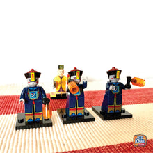 Load image into Gallery viewer, Mr Vampire Character brick set | Lego Compatible