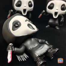 Load image into Gallery viewer, GENUINE FUNKO Pop Vinyl Action Figure | Ghostface Ghost Face | No box