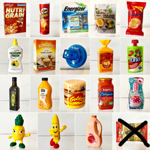 Load image into Gallery viewer, New Zealand Little Kitchen 2015 Set of 37 Minis