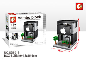 SEMBO Block SD6016 | COMPUTER STORE | Creative Building Blocks