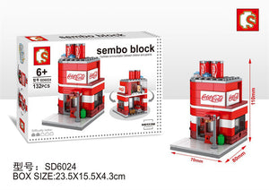 SEMBO Block SD6024 | COLA SHOP | Creative Building Blocks