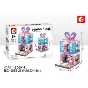 SEMBO Block SD6044 | BOUTIQUE | Creative Building Blocks