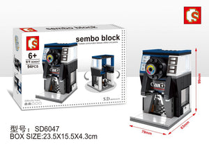 SEMBO Block SD6047 | CAMERA SHOP | Creative Building Blocks