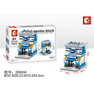 SEMBO Block SD6058 | ELECTRONICS SHOP | Creative Building Blocks