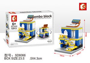 SEMBO Block SD6066 | FURNITURE STORE | Creative Building Blocks