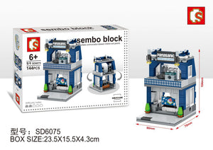 SEMBO Block SD6075 | P ELECTRONICS STORE | Creative Building Blocks