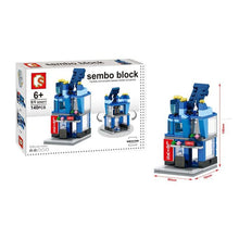 Load image into Gallery viewer, SEMBO Block SD6077 | JEANS BOUTIQUE| Creative Building Blocks
