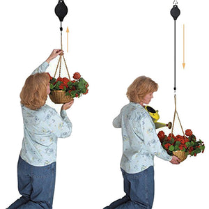 ( LIMITED SALE)Plant Hook Pulley - Easy Way to Care For Your Hanging Plants!