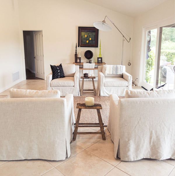 A Look Inside: Our DIANI Living Collaboration with a Client's Hope Ranch Home