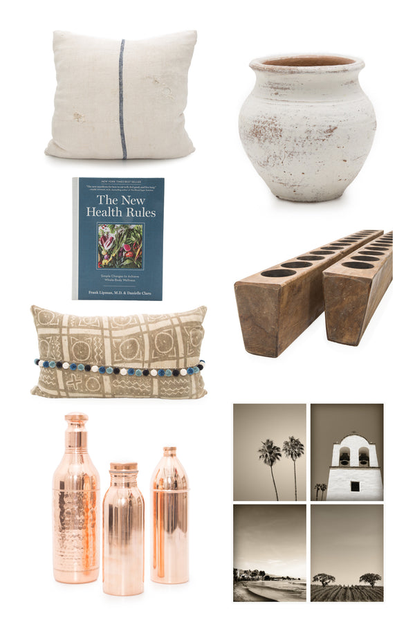 A Few Easy Pieces to Refresh Your Home After the Holidays