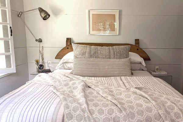 How I Do Dat with Caroline Diani: Creating A Cozy Bedroom
