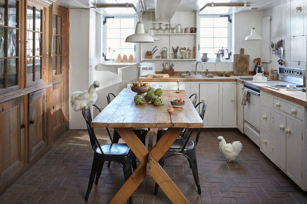 Remodelista Interviews Caroline Diani About Her 1700s Stone Farmhouse in the Hudson Valley