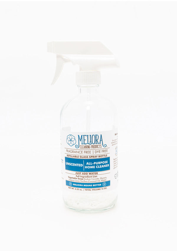 Soap Flakes Spray Bottle