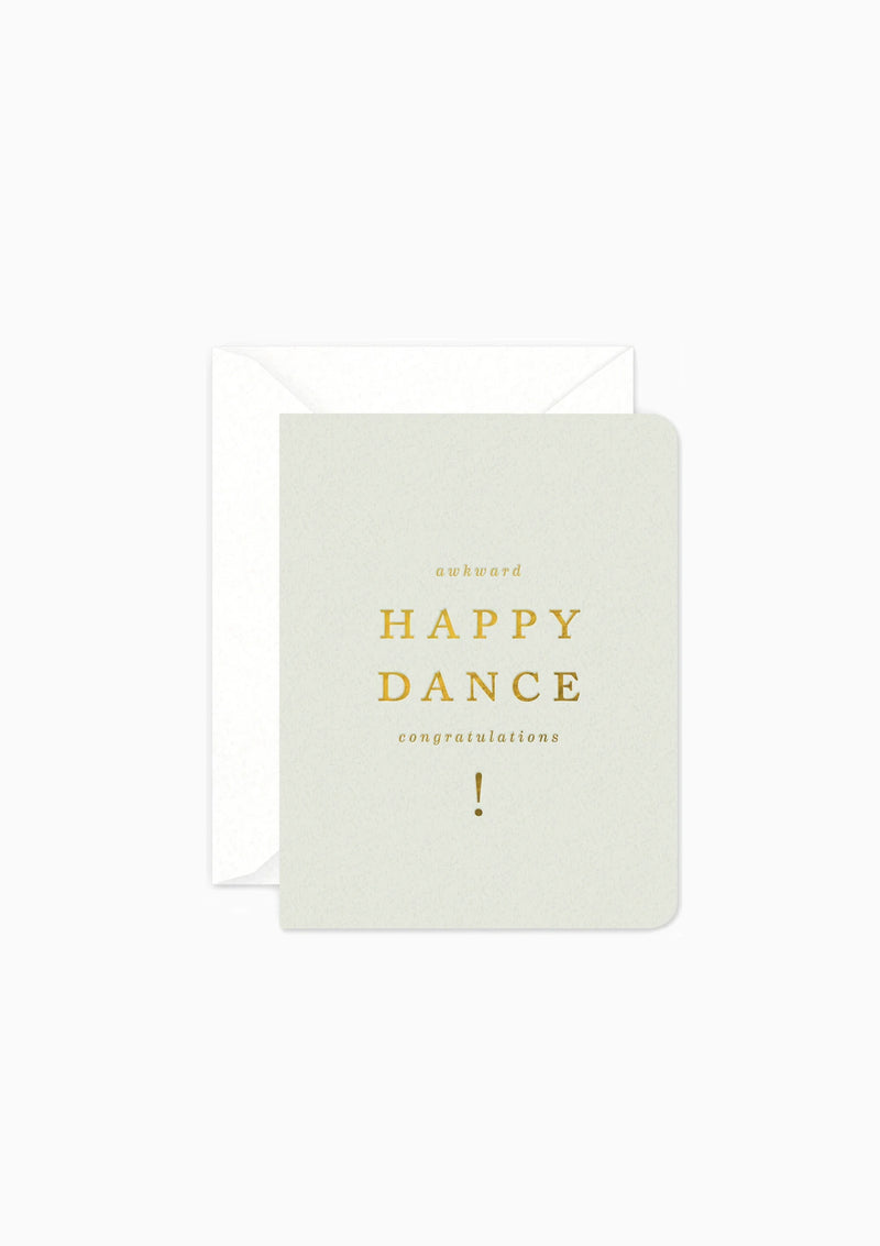 Greeting Card 2 Happy Dance
