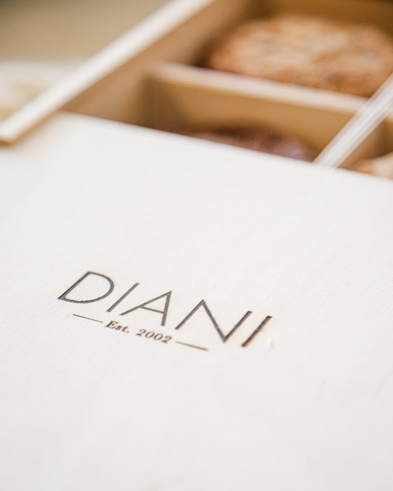 DIANI Cookie Box
