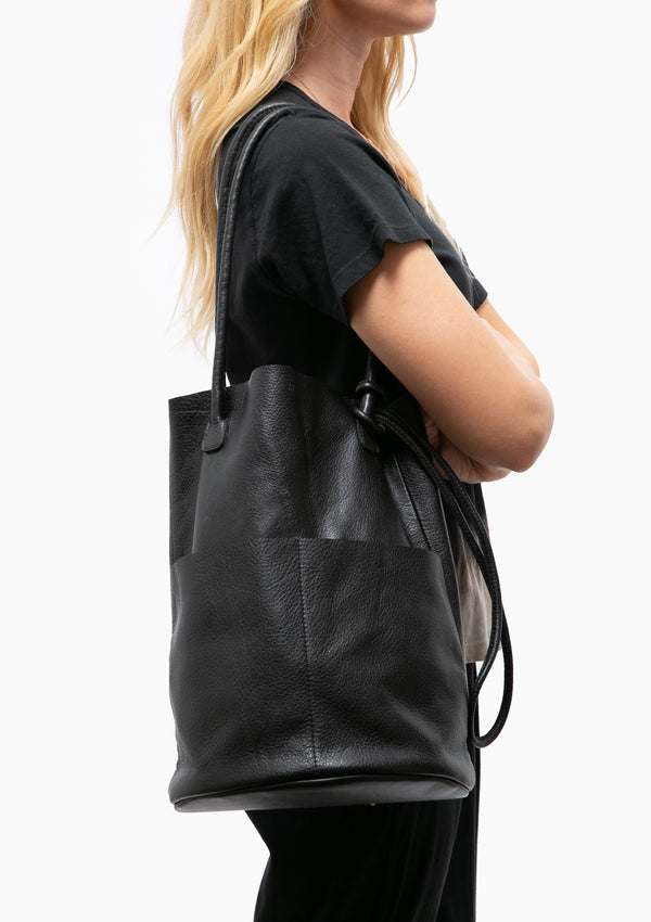 Barrel Bag | Black