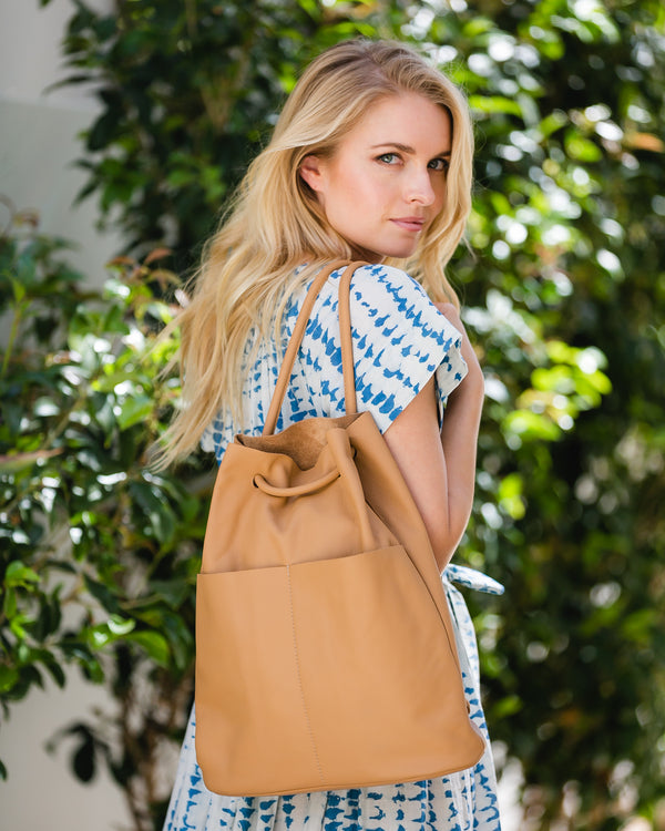 Lade Backpack | Tan