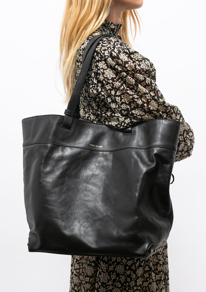 Seyroh Tote | Black