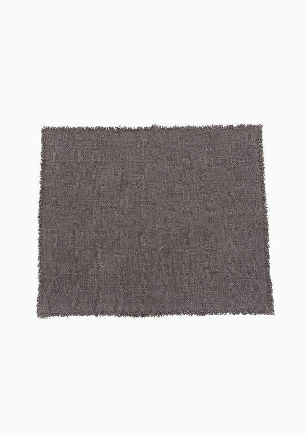 Maya Placemat | Anthracite