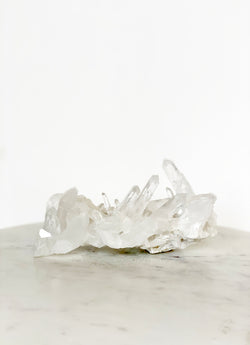 Columbian Quartz Crystal 36