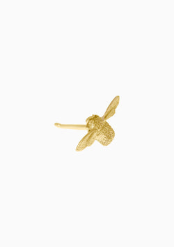 Itsy Bitsy Bee Single Stud Earring