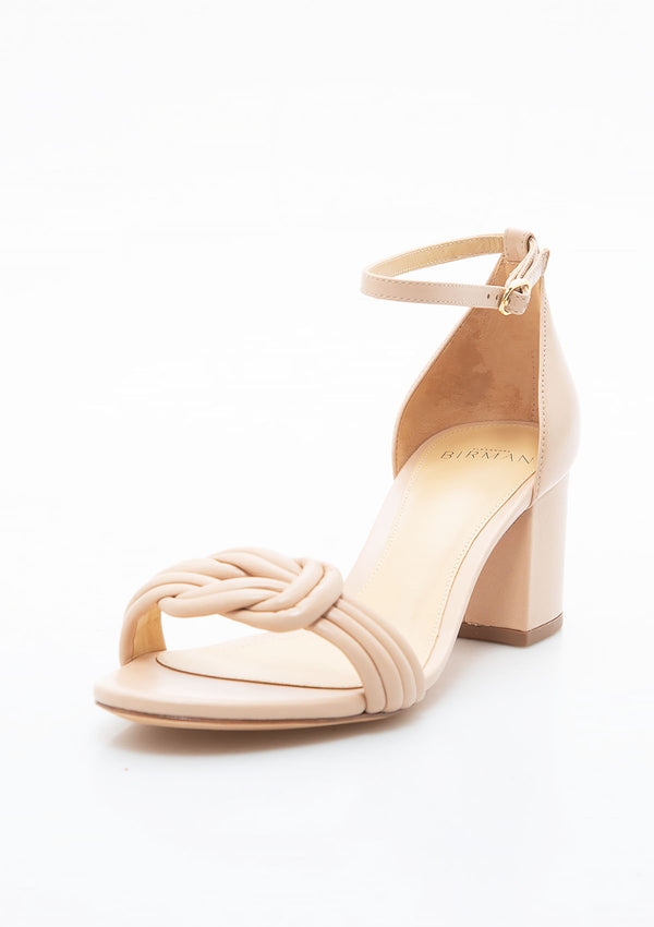 Malica 60 Leather Heel