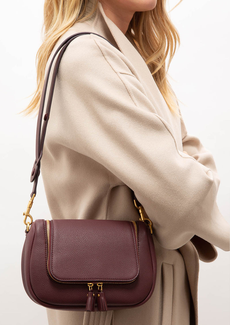 Vere Small Soft Satchel